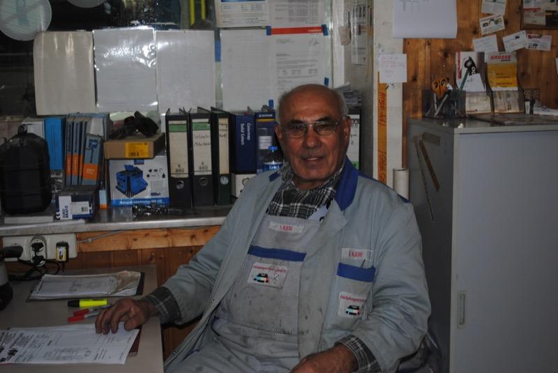 Ismail-Ileri-Gründer
